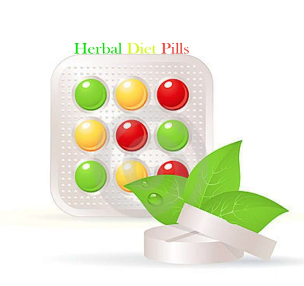 Herbal Diet Pills for Weight Loss